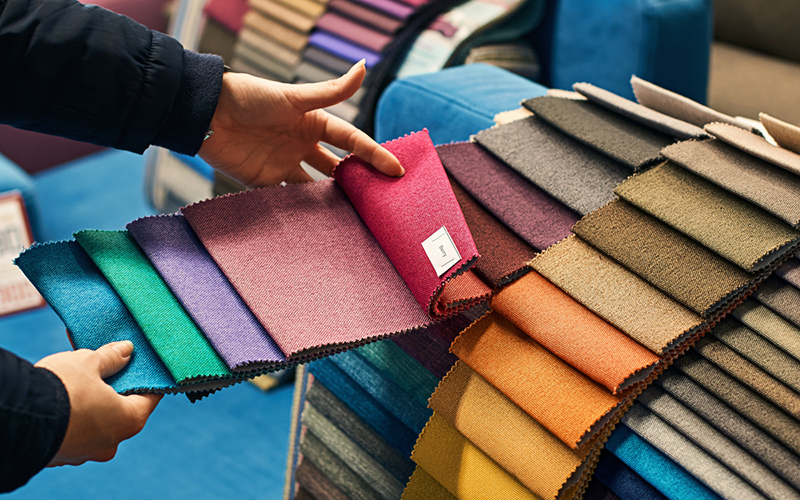 Textile_fabrics_selection
